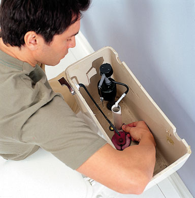 Toilet repair in Santa Clarita, CA by your neighborhood plumbing pros.